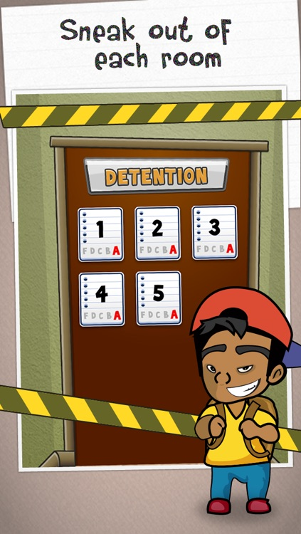 Escape! From Detention