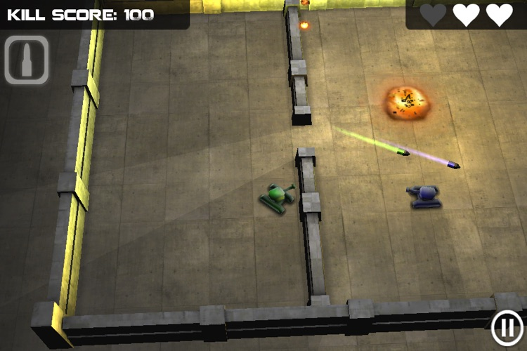Tank Hero Lite screenshot-2