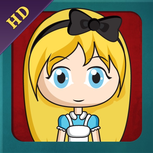 iAlice in Wonderland HD