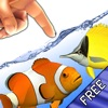 Fish Fingers! 3D Interactive Aquarium FREE
