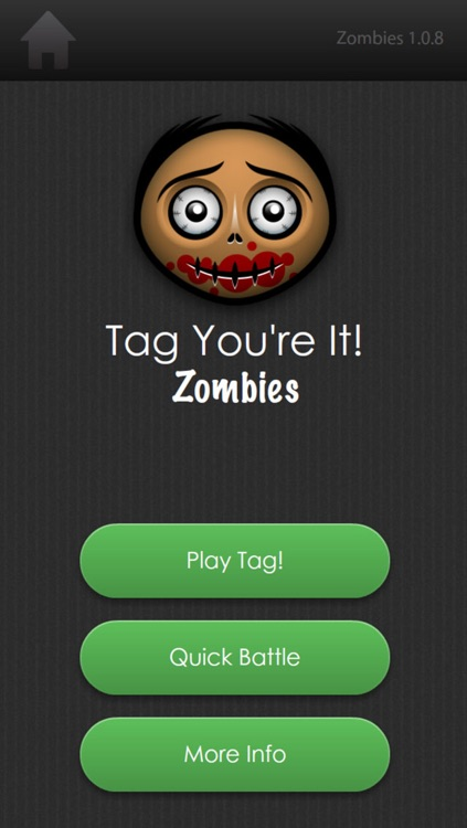 Tag You're It: Zombies