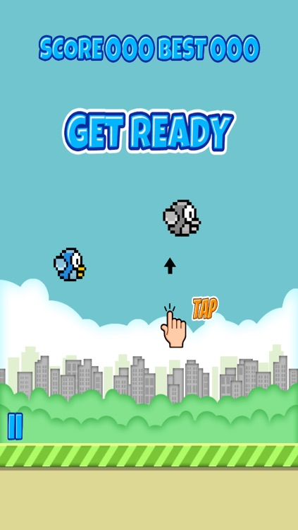 Flappy Coins Collector screenshot-1