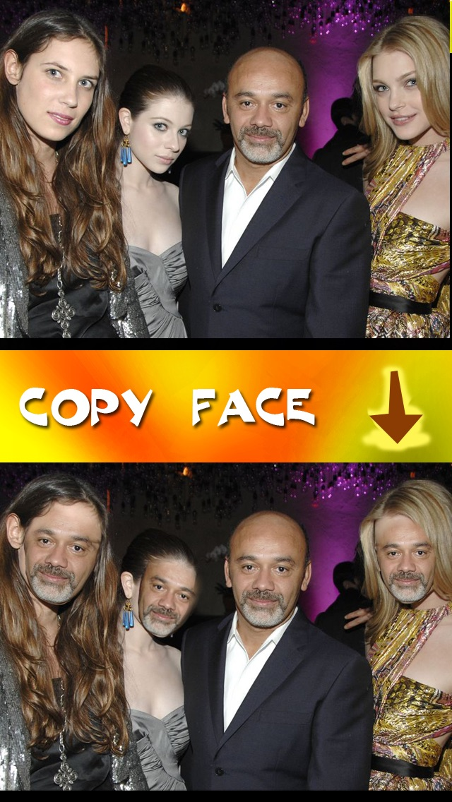 Face Swap and Copy Free – Switch & Fusion Faces in a Photo Screenshot