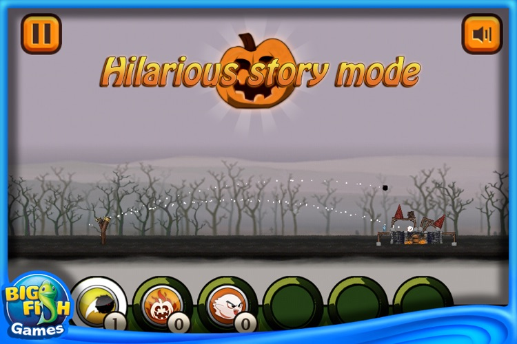 Toppling Towers: Halloween screenshot-1