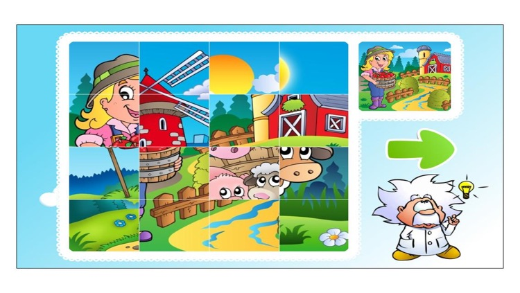 Super Toddlers Puzzle screenshot-3