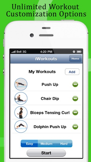 Home Arm Workouts Easy Biceps Triceps Chest Shoulder Exercises To Get 100 Pushups On The App Store