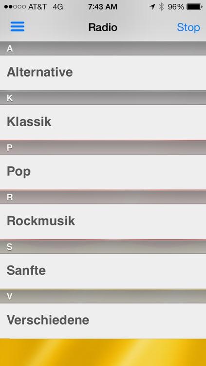 Deutschland Radio und Nachrichten screenshot-3