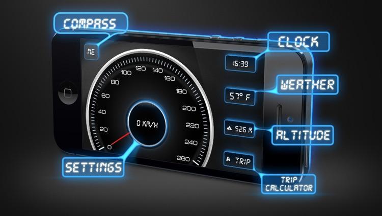 Car Dashboard & Trip Info
