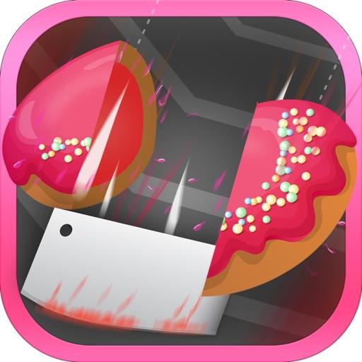 Sweet Donut Blade Chopper & Jelly Splash Cut Mania Pro