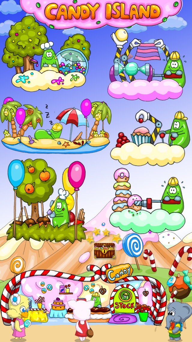 Candy Island HD – The bakery sweet shop!