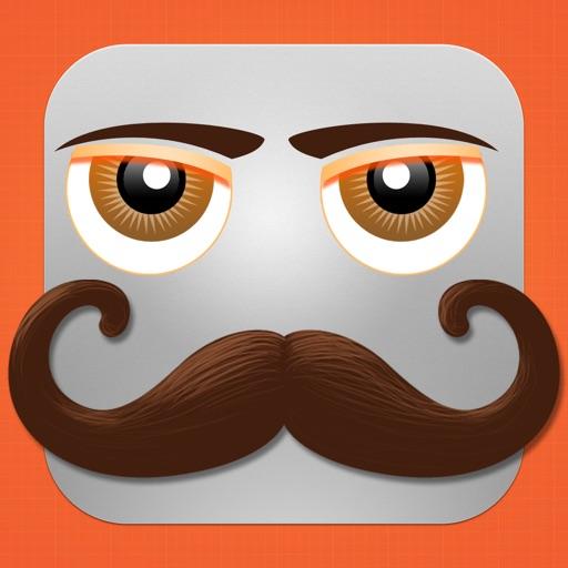 Mustache Booth Lite