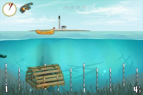Lobster Diver screenshot-3