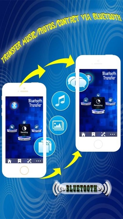 Bluetooth Share File/Photo/Music/Contact Transfer screenshot-4