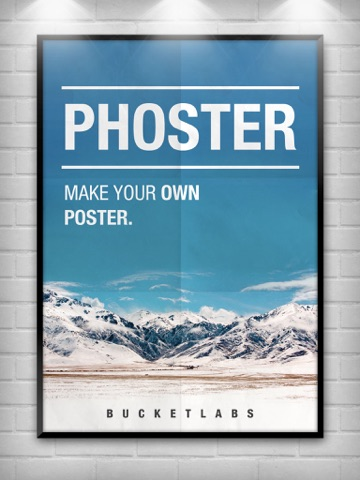 Screenshot #1 for Phoster