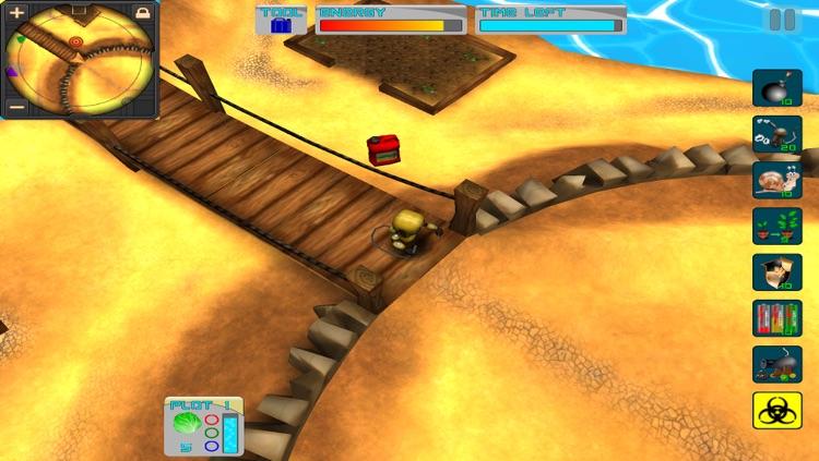 Cyber Pest Control 3D Free screenshot-3