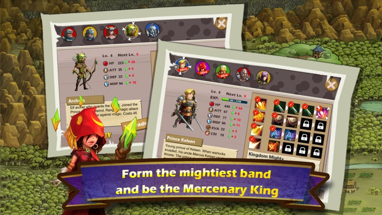 Mercenary screenshot-4