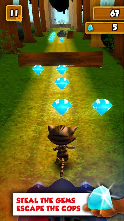 Aztec Cat Burglar 3D: Mega Jungle Run Uber Fun Tiger Adventure - By Dead Cool Games screenshot-3