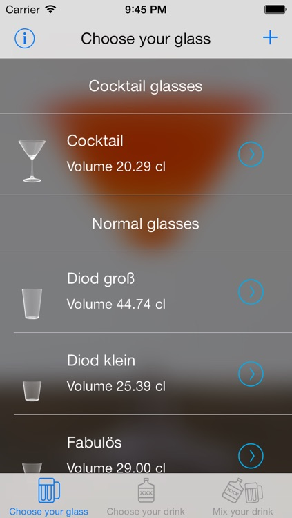 Cocktails - Virtual Drink Mixer and Recipes