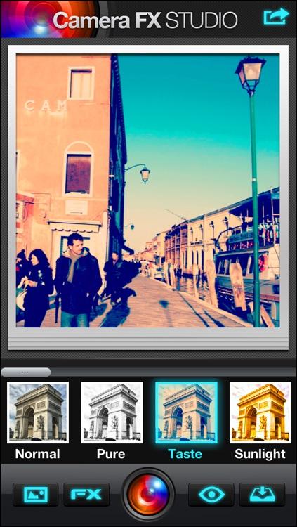 Camera FX Studio 360 - camera effects plus photo editor screenshot-3