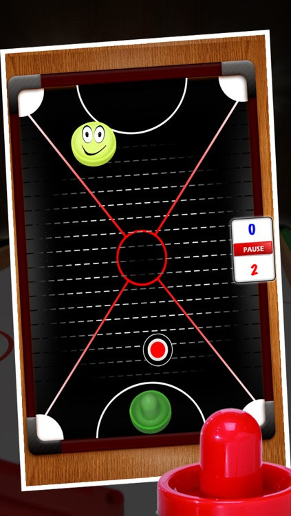 Air Hockey Super Champ