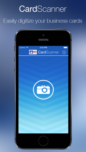 Cardscanner business card scanner on the app store iphone screenshots colourmoves