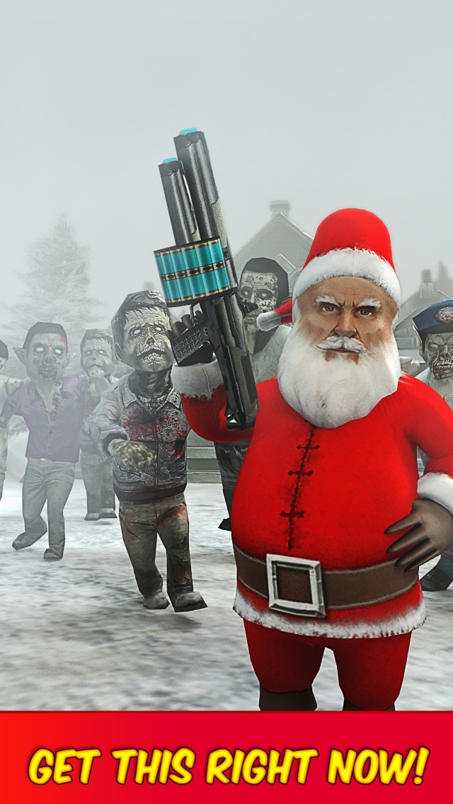 Santa Vs Elf Zombies : The Epic Christmas Battle Cheat Codes