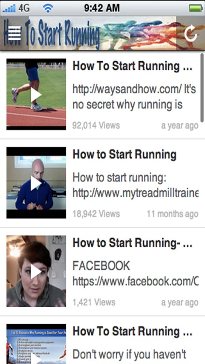 How To Start Running: Start Running, Jogging & Get Fit