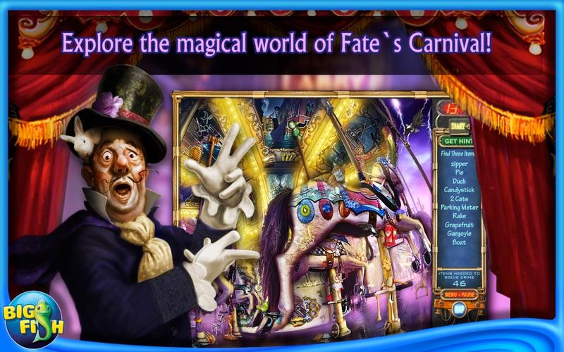Mystery Case Files: Madame Fate screenshot 4