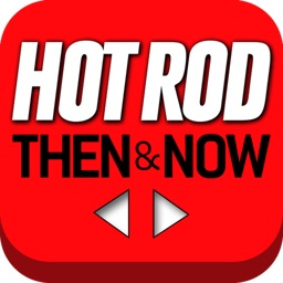 HOT ROD Then & Now