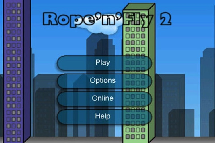 Rope'n'Fly 2 screenshot-0