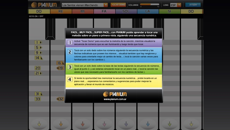 Pianum V2 screenshot-3