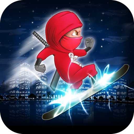 Agent Ninja Space Run 2 - Galaxy Race Dash Crush Multiplayer Edition