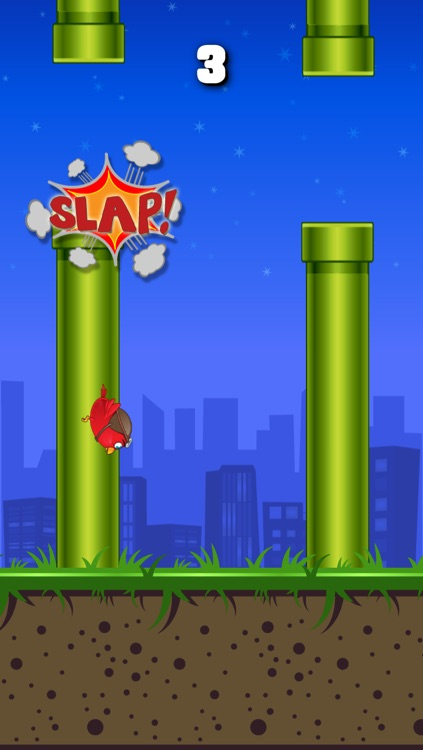 Slappy Bird, Top Secret Flappy screenshot-4