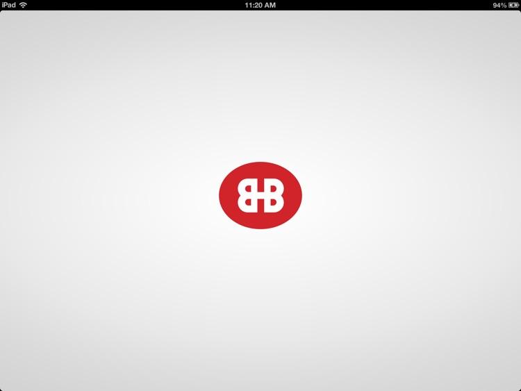 Benchmark Bank Mobile Banking for iPad
