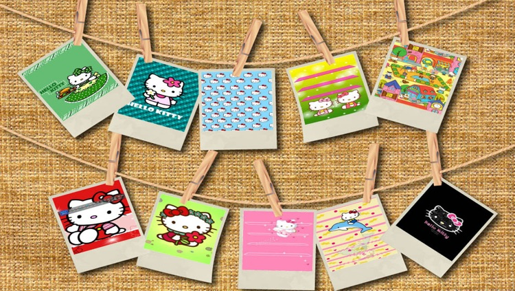 HD Cute Hello Kitty Wallpapers screenshot-1