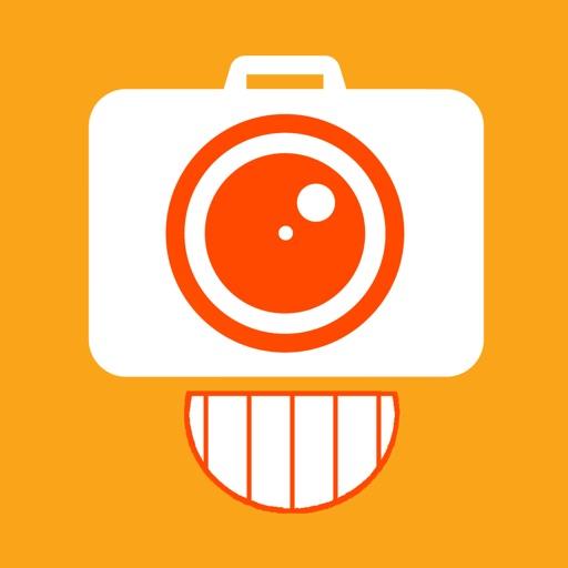كاميرا للمبتسمين فقط