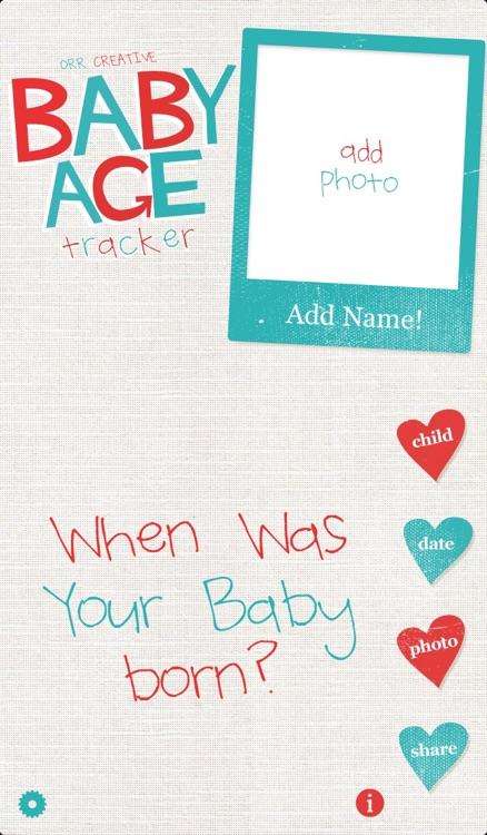 Baby Age Tracker
