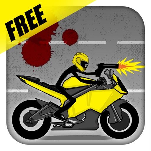 Мотоцикл Велосипед гонки - зомби атаковать