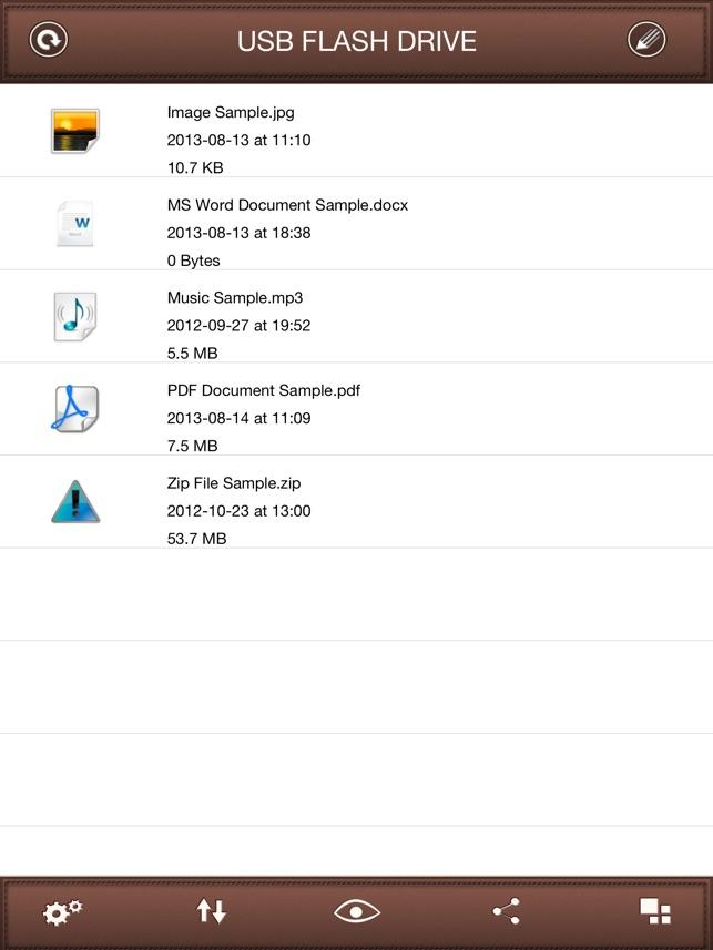 USB Flash Drive - Universal Edition Screenshot