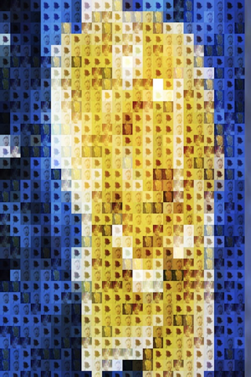 My Mosaic - Create Amazing Photo Mosaic screenshot-4