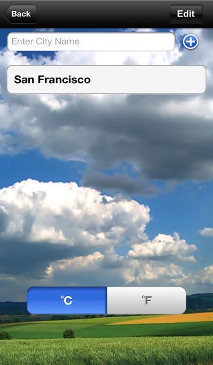 Weather watch + screenshot-3