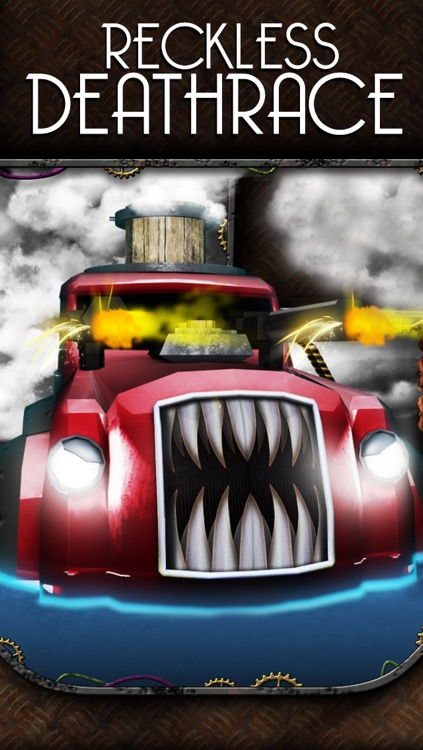 Reckless Death Race - Road Rally Racing