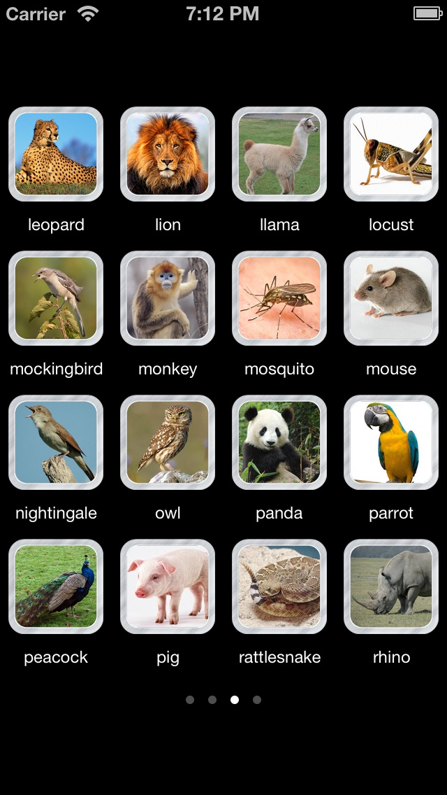 Animal Sounds Pro++ app image