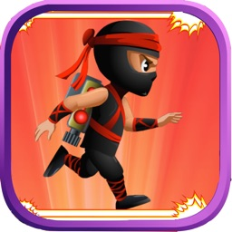 Super High-Ninja  Jetpack Action game
