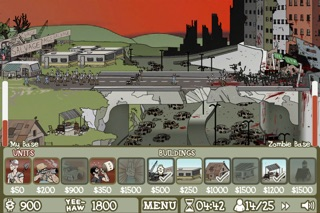 Zombie Trailer Park Screenshot