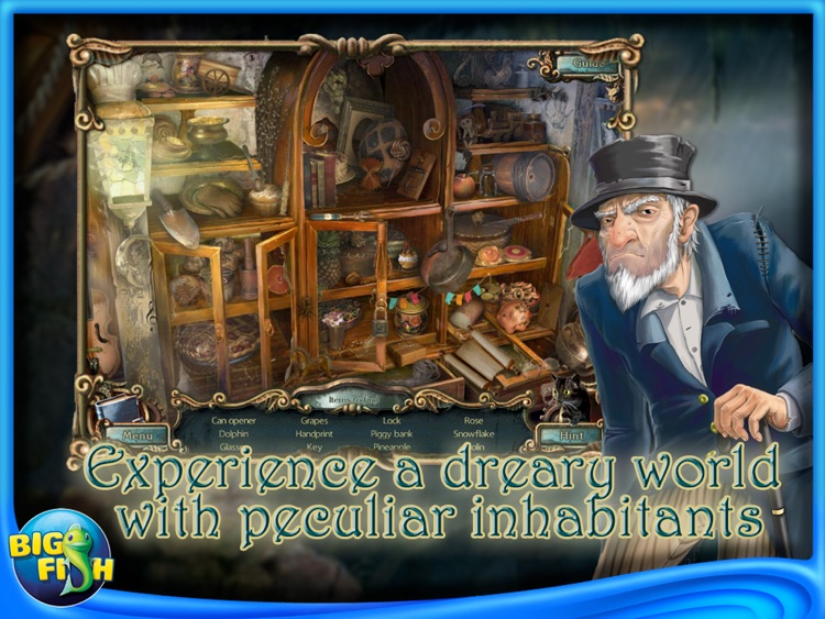 Ghost Towns: The Cats Of Ulthar Collector's Edition HD screenshot-3