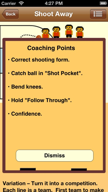 Practice Mate for Basketball screenshot-3