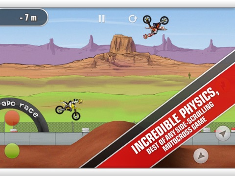 Mad Skills Motocrossのおすすめ画像2