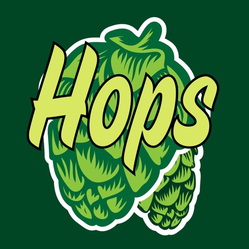 Hops Reference App