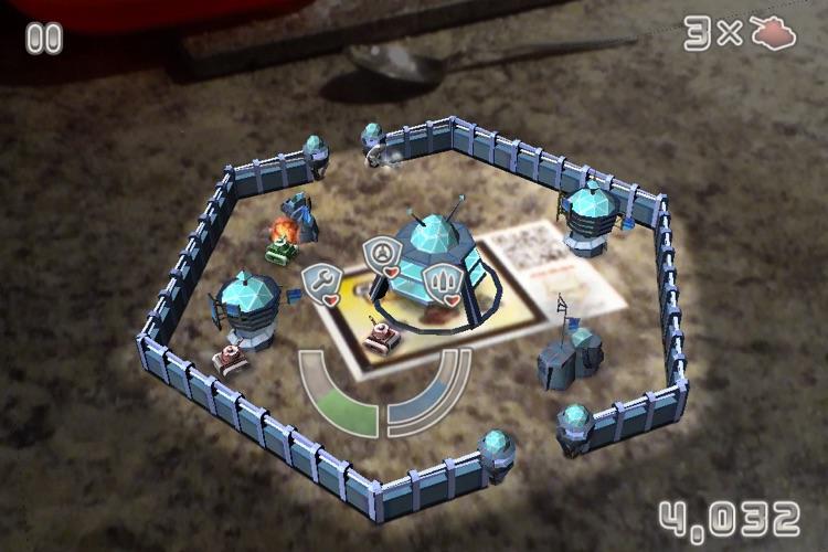 Chromian Wars screenshot-4